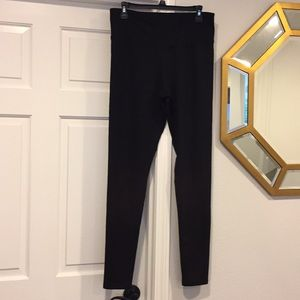 Champion black athletic leggings